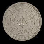 Canada, D. Archambault, no denomination <br /> 1892