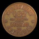 Canada, Ph. Desilets, no denomination <br /> 1895