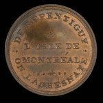 Canada, Thomas Porteous, 1 calèche <br /> 1808