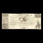 Canada, Watkins & Harris, 15 pence <br /> 1839