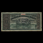 Canada, Government of Newfoundland, 1 dollar <br /> 1912