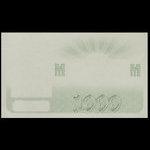 Canada, Dominion of Canada, 1,000 dollars <br /> January 2, 1901