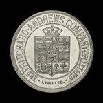 Canada, Pritchard & Andrews, no denomination <br /> 1920
