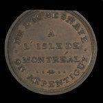 Canada, Thomas Porteous, 1 cart <br /> 1808