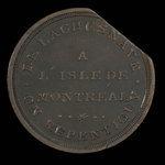 Canada, Thomas Porteous, 1 person <br /> 1808