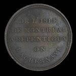 Canada, Thomas Porteous, 1 horse <br /> 1808