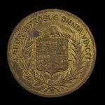 Canada, Dr. Joseph Leroux, no denomination <br /> 1886