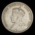 Canada, George V, 1 dollar <br /> 1935