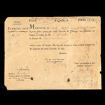 Canada, French Colonial Authorities, 800 livres <br /> October 2, 1758