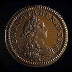 France, Louis XV, 20 sols <br /> 1720