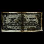 Canada, Les Créditistes de Montréal, no denomination <br /> 1950