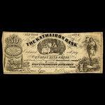Canada, Kathairon Bank, no denomination <br /> 1887