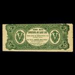 Canada, Henry Muth, no denomination <br /> 1887