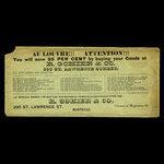 Canada, R. Gohier & Co., 5 percent <br /> 1915