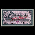 Canada, Canadian Tire Corporation Ltd., 25 cents <br /> 1958