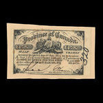 Canada, Province of Canada, 15 pounds <br /> July 1, 1883