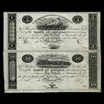 Canada, Bank of Canada, 5 dollars <br /> 1819