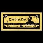 Canada, unknown, no denomination <br /> 1966