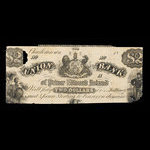 Canada, Union Bank of Prince Edward Island, 2 dollars <br /> 1872