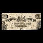 Canada, Union Bank of Prince Edward Island, 2 dollars <br /> 1872