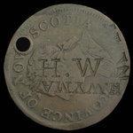 Canada, Province of Nova Scotia, 1 penny <br /> 1832