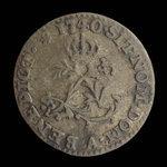 France, Louis XV, 1 sou <br /> 1740
