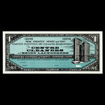 Canada, Centre Cleaners & Shirt Launderers, 1 dollar <br /> 1967