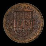 Canada, George V, 5 dollars <br /> 1928