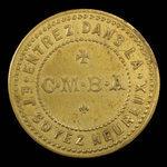 Canada, Catholic Mutual Benefit Association, no denomination <br /> 1892