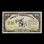 Canada, Swift Current Chamber of Commerce, 25 cents <br /> December 31, 1970