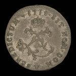 France, Louis XV, 2 sous <br /> 1738
