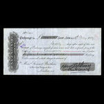 Canada, R.A. & J. Stewart, 1,500 pounds <br /> February 9, 1887