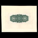 Canada, Dominion of Canada, 25 cents <br /> June 2, 1923