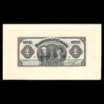 Canada, Dominion of Canada, 1 dollar <br /> January 3, 1911