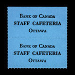 Canada, Bank of Canada, 1 meal <br /> 1979