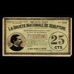 Canada, National Society of Sculpture Limited, 10 percent <br /> October 30, 1896