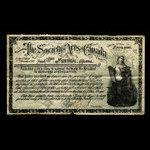 Canada, Society of Arts of Canada, 5 percent <br /> November 21, 1894