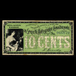 Canada, Canadian Artistic Society Limited, no denomination <br /> March 7, 1895