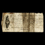 Canada, Shannan, Livingston & Co., 2 pounds <br /> October 23, 1815