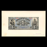 Canada, Dominion of Canada, 1 dollar <br /> June 1, 1886