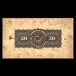 Canada, Dominion of Canada, 50 dollars <br /> January 1, 1903