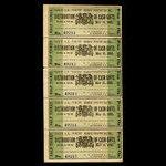 Canada, W.D. Simpson & Co., no denomination <br /> May 15, 1883