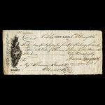 Canada, Shannan, Livingston & Co., 10 pounds <br /> February 5, 1816