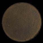 Canada, Victoria, 1 cent <br /> 1858