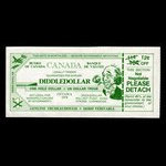 Canada, The Printers Graphic Services Ltd., 1 dollar <br /> 1978