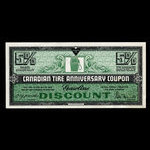 Canada, Canadian Tire Corporation Ltd., 5 percent <br /> 1972