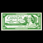 Canada, Progressive Conservative Party of Canada, 61 cents <br /> 1974