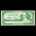 Canada, Progressive Conservative Party of Canada, 61 cents <br /> 1974
