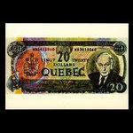 Canada, unknown, 20 dollars <br /> 1978