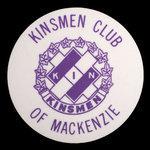Canada, Kinsmen Club, no denomination <br /> 1980
